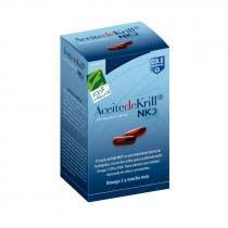 Aceite de Krill NKO Original 100 Natural 120 Capsulas