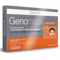 Genove Genomask Mascarilla Facial 6 x 8ml