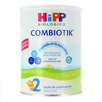 Leche Biologica Combiotik Continuacion 2 HIPP 800gr