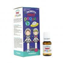 Probiotico NEO Peques Jarabe Infantil 8 viales