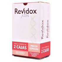 Pack Duplo Revidox ADN 28 Capsulas