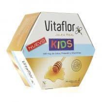 Vitaflor Kids Jalea Real 20 Ampollas