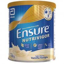 Ensure Nutrivigor Vainilla 400Gramos