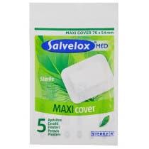 Salvelox Maxi Cover Med 76 x 54 mm 5 Apositos