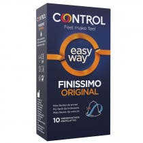 Control Finissimo Easy Way 10 Unidades