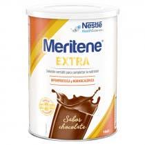 Meritene Extra Chocolat Boisson Hyperprotéique 450 g