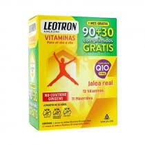 Leotron Vitaminas 90 30 Comprimidos