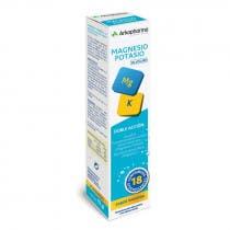 Arkopharma Arkovital Magnesio   Potasio 18 Comprimidos Efervescentes