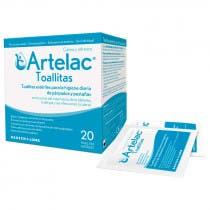 Artelac Toallitas Higiene Parpados y Pestanas 20uds