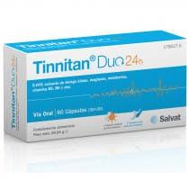 Tinnitan Duo 60 Cápsulas