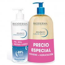 Bioderma Pack Atoderm Intensive Baume 500ml + Atoderm Gel Douche 1L
