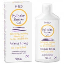 Boderm Policalm Shower Gel 300ml