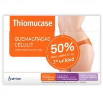 Thiomucase 60 comprimidos 30 Comprimidos GRATIS