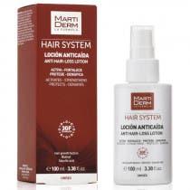 Martiderm Hair System 3GF Locion Anticaida Unisex 100ml