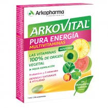 Arkopharma Arkovital Multivitaminico Pura Energia 30comp
