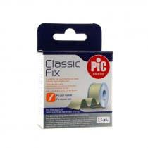 Esparadrapo Classic Fix Pic Solution Tela Blanco 2,5cmx5m