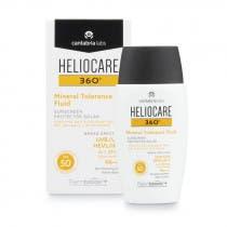 Protector Solar Heliocare 360. Mineral Tolerance Fluid SPF50 50ml