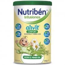 Nutriben Alivit Confort Infusion Infantil 150g