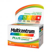 Multicentrum Plus 30 Comprimidos