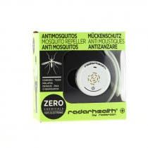 Pulsera Antimosquitos Personal Plus RH-100 Radarhealth Blanco
