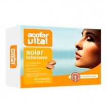Acofarvital Solar Intensive Acofarma 60 Comprimidos