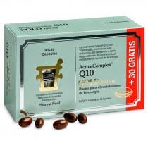 ActiveComplex Q10 Gold 100mg Pharma Nord 120 Capsulas