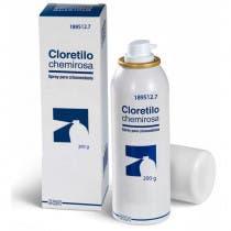 Cloretilo Chemirosa 200Gr