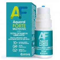 Aquoral Forte Gotas Oftálmicas Lubricantes 10ml