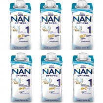 Leche Liquida Nan Optipro 1 Caja 6x200ml