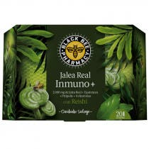 Jalea Real Inmuno  Black Bee 20 Ampollas