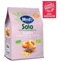 Solo Snack Ecologico Lentejas y Maiz Hero Baby 50gr