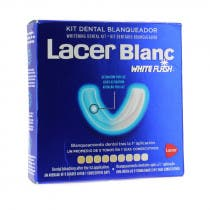 Kit Dental Blanqueador White Flash Lacer Blanc