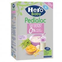 Papilla de Cereales Sin Gluten Pedialac Hero Baby 340Gr