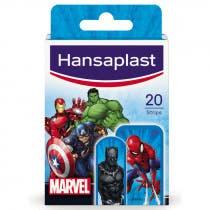 Hansaplast Band-Aids Marvel 20 Unités
