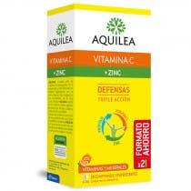 Aquilea Vitamina C   Zinc 28 Comprimidos Efervescentes