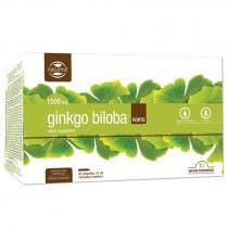 Ginkgo Biloba Forte 1500Mg Naturmil 20 Ampollas x 15ml