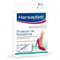 Hansaplast Protector De Rozaduras 2 Unidades