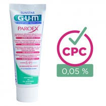 Sunstar Gum Paroex Tratamiento Gel Dentifrico 75 ml