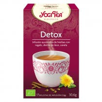 Infusion Detox Yogi Tea 17 Bolsitas