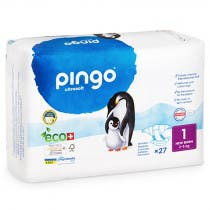 Panales Pingo Recien Nacido T1 27 uds