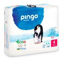 Panales Pingo Maxi T4 40 uds
