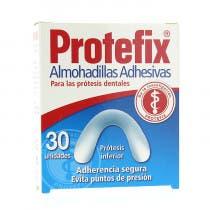 Protefix Almohadilla Inferior 30 Uds
