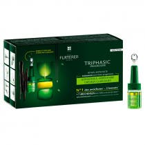 RENE Furterer Triphasic VHT  8 Frascos 5 5ml
