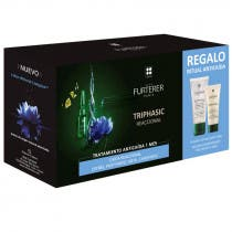 Pack Rene Furterer Triphasic Reaccional 8 x 5 5ml   2 REGALOS