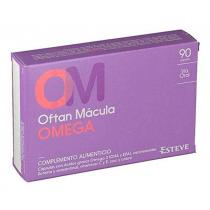 Esteve Oftan Macula Omega 90 Gélules