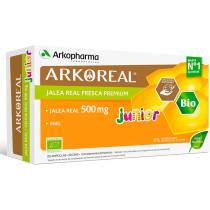 Arko Real Jalea Real Junior 500 mg BIO 20 Ampollas