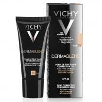 Vichy Dermablend Maquillaje Nude N. 25 SPF35 30ml
