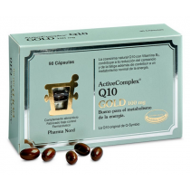 Activecomplex Q10 Gold 100mg 90 Capsulrd Pharmanord