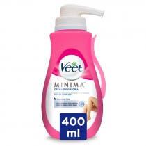 Crema Depilatoria Piel Sensible con Dosificador Veet 400ml