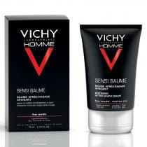 Vichy Homme Sensi Baume Ca Balsamo Calmante Aftershave 75ml